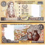 Billete De Chipre 1 Pound Año 2004
