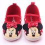Zapatos De Minnie Mouse Para Bebes Niñas Suela Suave