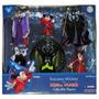 Disney Mickey Mouse Sorcerer Vs Villanos Juego De La Figura