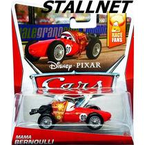 Disney Pixar Cars 2 Mama Bernoulli Tenho Shu Carla Lewis Rip