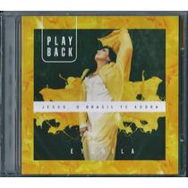 Playback Eyshila - Jesus O Brasil Te Adora (original)