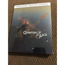 Quantum Of Solace Steelbook 007 James Bond Daniel Craig New