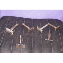 Máquinas De Afeitar Antiguas