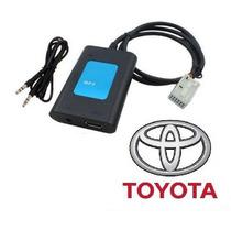 Adaptador Interface Usb Aux Toyota - Corolla Camry Rav4