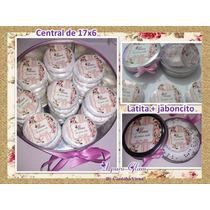 Souvenirs 15 Años * 1 Año 50latitas+50jaboncitos*2cen D Rega