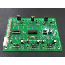 Tarjeta Electronica De Control Para Proyectos De Electrónica