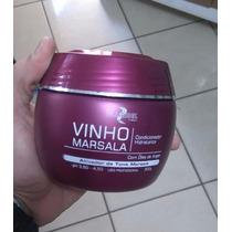 Máscara Maribel Vinho Marsala Tonalizante + Coloração 60g