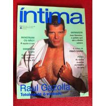 Revista G Intima Raul Gazolla Fabio Harrison Adriana S Claud