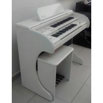 Órgão Digital Rohnes Onix Plus Branco. Compre O Seu Na Jubi.