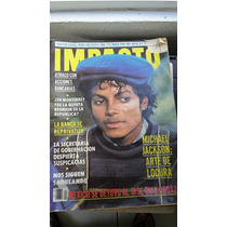 Revista Michael Jackson Antiguo