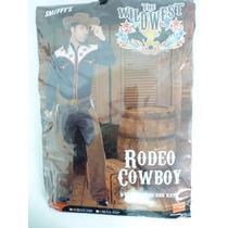 Traje Vaquero - Soporte Para Hombre Oeste Salvaje Del Rodeo