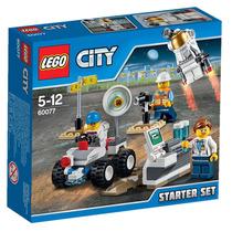Lego City 60077 Space Starter Set 107 Peças 4 Bonecos Novo