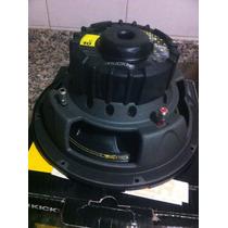 Bajo Kicker Comp 10 Modelo 10c104 4ohm Nuevo En Caja