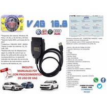 Vag Com 16.8 Vcds 168 Nueva Version Escaner Vw Audi Seat