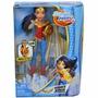 Mattel Dc Super Hero Girls Mujer Maravilla Muñecas Niñas