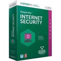 Kaspersky Internet Security 1pc 1 Ano ! Lançamento 2017 !