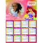 50 Calendário 2017 Personalizados Com Foto 21 X 14cm