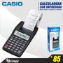 Calculadora Con Contometro Casio 8tm Para Negocio Oficina
