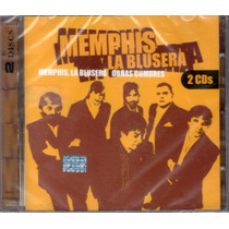 Memphis La Blusera - Obras Cumbres ( 2 Cd ) - Los Chiquibum