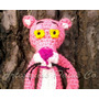 Amigurumi Pantera Rosa. Muñeco Artesanal Tejido Crochet