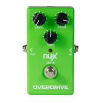 Pedal Overdrive Nux Od3 Pronta Entrega = Tube Screamer