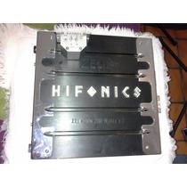 Amplificador Hifonics Zeuz Para Bajos