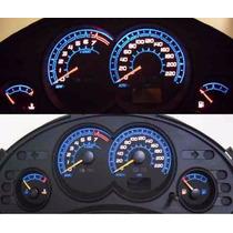 Acetato Translucido P/ Painel - Cod652v220 - Corsa Classic
