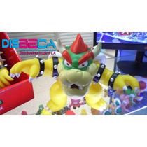 Bowser ( Dragon De Mario Bross ) - 21 Cm
