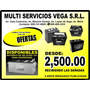 Liquidacion De Baterías Trojan Roja T-105 Rd$4,900 (809) 809