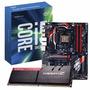 Kit Gigabyte Z170x-gaming 5 + Core I5-6600k + 16gb 3200mhz