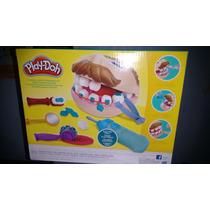 Dentista Bromista, Play Doh, Plastilina Pleydo Muelas