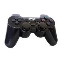 Controle Playstation 1 2 3 Pc Dualshock Sem Fio Usb Wireless