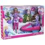 Barbie Quiero Ser Rescatista Polar Nueva