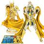 Camus De Acuario Soul Of Gold Myth Cloth Ex Listo Para Envio