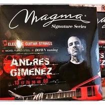 Magma Cuerdas Encordado Electrica Andres Gimenez 013 60