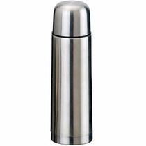 Garrafa Termica Metalizada Inox 500ml Cafe Portatil Cha