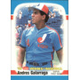 Cl27 1989 Fleer Heroes Of Baseball #16 Andres Galarraga