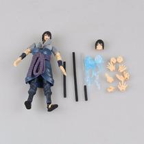 Estatua Sasuke Uchiha Naruto Frete Grátis Articulado!!!