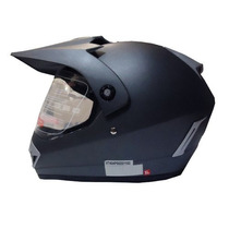 Casco Cross V-can V370 C/ Visor Solo En Freeway Motos !!