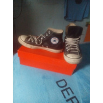Converse All Star Con Caña Talla 40