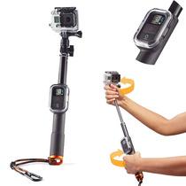Gopro Pole Bastón Retráctil 39 Monopod Selfie Control Hero
