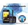 Motorola Moto E 2da Generación 4g Lte Nuevos Liberados
