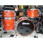 Bateria D Drum Reflex Orange