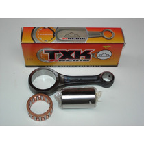 Biela Txk Cg-titan 150 Pino 16mm P/pistão Xt-225 Competiçao