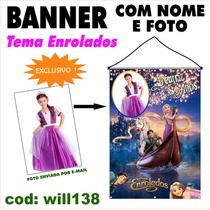 Confecção De Banner Impresso Em Lona Enrolados Will138