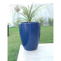 Vasos Decorativos De Fibra De Vidro -uba M