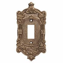 Placa Espelho 4x2 Modelo Colonial Decorativo Tomada Interrup