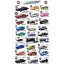 Coleção Completa Velozes Furiosos Fast Furious - 1/43