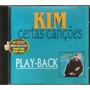 Cd Kim Certas Canções Play-back Vocalista Banda Catedral