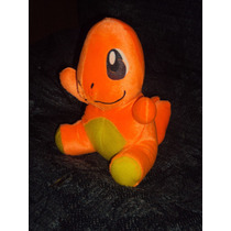 Peluche De Charmander Pokemon Go X Men Cars Mickey Peppa